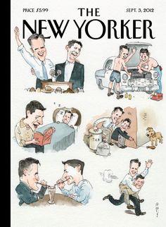 """The New Yorker"", 3/IX/2012"