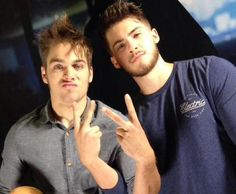 Teen Wolf - Dylan Sprayberry and Cody Christian