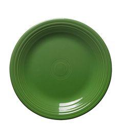Shamrock:Fiesta Ceramic Dinner Plate