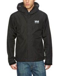 Helly Hansen Men's Seven J Jacket, Black, X-Large
