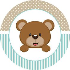 Bear Party Printables
