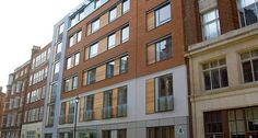 YHA London Central - London - Hostel. Good reviews, private rooms that sleep up to 6, and single sex group dorms 20-30 pounds a night