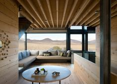 Outpost in Central Idaho / Olson Sundberg Kundig Allen Architects