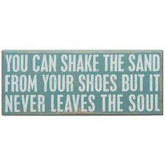 Seaside Inspired- for my friends in coastal GA