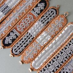Ann Skum Lindstrom/Lapland Bracelet(BOLD)A