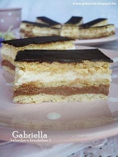 Egy régi nosztalgia süteményt hozok most - valamikor gyerekkoromban ettem utoljára, és amikor valamelyik nap véletlenül rátaláltam a recept...