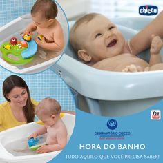 Hora do Banho: Tudo aquilo que você precisa saber. Desde a preparação da água até a hidratação da pele do seu bebê, descubra como tornar o banho um momento perfeito entre mãe e filho. Confira em nosso canal do Youtube: https://www.youtube.com/watch?v=4TxulX99GAE