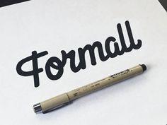 Formall - Raw sketch