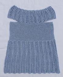 """Stilista Karlotta Top """"Isabella"""" fashion handcrafted knitware handgefertigt Mode www.stilistakarlotta.com"""