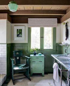 Дом в скандинавском стиле в Калифорнии