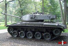 Pic of the M41 Walker Bulldog