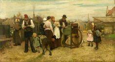 The Knife Grinder - Robert McGregor - 1878