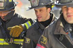 Jesse Spencer / Lt. Casey / #ChicagoFire / NBC