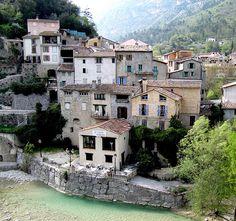 village de Roquestéron-Grasse photo by b.four