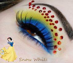 Stunning Disney Makeup http://whycuzican.co/stunning-disney-makeup
