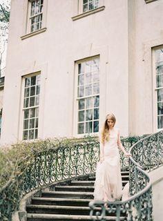Springtime Maidens - Once Wed Wedding Rentals, Wedding Venues, An American In Paris, Elegant Bridesmaid Dresses, Paris Girl, Once Wed, Bridal Portraits, Wedding Designs, Elegant Wedding