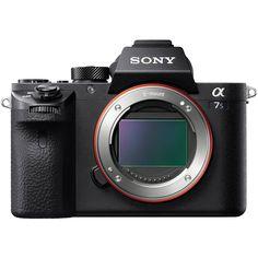 Sony Alpha A7S II Mirrorless Fotocamera Digitale Solo Corpo (Solo Inglese) : Mirrorless Obiettivo changeable
