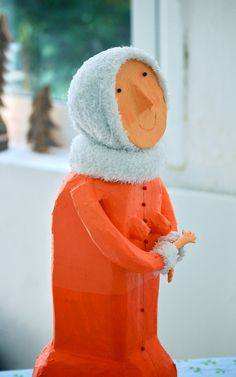 LOLA  art sculpture by behappynow on Etsy,