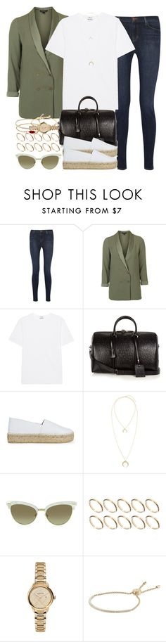 """""""Sin título #4102"""" by hellomissapple on Polyvore featuring moda, J Brand, Topshop, Acne Studios, Givenchy, Kenzo, Gucci, ASOS, Burberry y Michael Kors"""