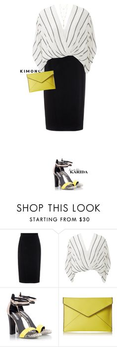 """""""Kimono matches with Fratelli Karida shoes"""" by ellyg91 ❤ liked on Polyvore featuring Raoul, Free People, Fratelli Karida, Rebecca Minkoff, House of Harlow 1960, shoes and kimonos"""