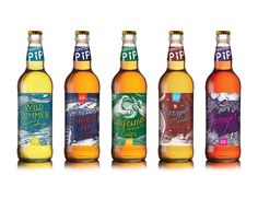 Kentish Pip Cider Bottle Range Thumbnail