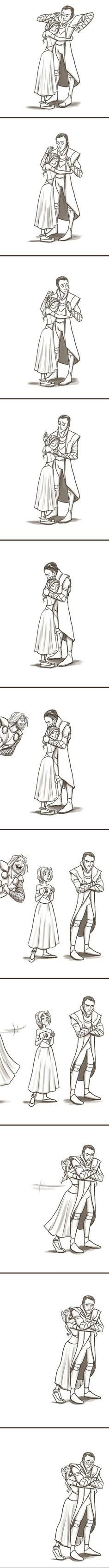Sigyn being just too adorable