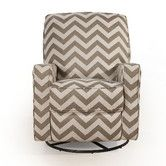 """I NEED! Starting a fund...please donate to """"Tiffany needs this $499 chair but it's on sale from $599!"""" Found it at Wayfair - Sutton Vibes Truffle Glider Swivel Recliner"""