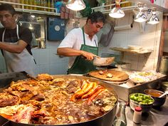 TASTY TRIX: The Street Foods of Mexico City: Don't Be Afraid, Just Eat It.