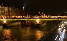 33 picture-perfect reasons to love Paris. #budgettravel #travel #Paris #France #night #citiesatnight #rivers #Seine #water #bridges #beautiful #inspiration #tips BudgetTravel.com