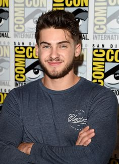 Cody Christian Photos - Comic-Con International 2015 - 'Teen Wolf' Press Room - Zimbio