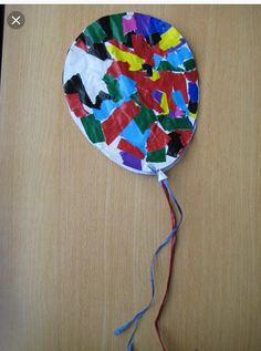 Try making these about the size of a baseball and attach to a stick. Summer Crafts For Toddlers, Crafts For 2 Year Olds, Toddler Crafts, Diy Crafts For Kids, Arts And Crafts, Dot Painting, Painting For Kids, Pink Christmas Decorations, Paper Plate Crafts