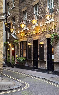 Walker's Wine Ale Bar - London, England