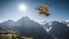 Lust auf Action, Wandern oder Sightseeing? In der Jungfrau Region lässt sich alles perfekt miteinander kombinieren. Der Adventure Berg Grindelwald First startet am 13. Mai in die Sommersaison.