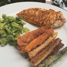 "4,882 Likes, 468 Comments - Joe Wicks (@thebodycoach) on Instagram: ""Oh wow 😳 You really need to try this one. Cajun chicken, with carrot and Courgette fritters and…"""