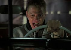 """Biff Tannen of"""" Back To The Future""""  trilogy"""