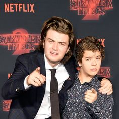 Dustin & Steve From 'Stranger Things' Are The IRL Friendship You Didn't Know You Needed