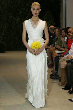 Vestidos de novia 2014 primavera Carolina Herrera - Boda Hoy