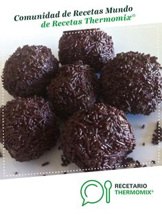 Chocolate Thermomix, Cereal, Cookies, Chocolates, Breakfast, Desserts, Food, World, Holiday Appetizers