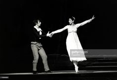 Ballet Personalities. pic: 30th May 1977. Ballet stars Margot Fonteyn and…