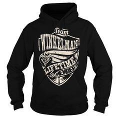 Team WINKELMAN Lifetime Member (Dragon) - Last Name, Surname T-Shirt
