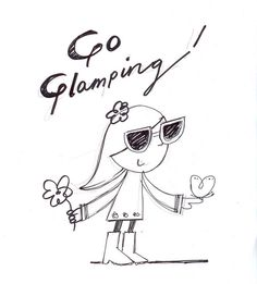 Are you a glamper or a camper? #glamping #camping #funny put it this way i'd like to be glamping but sometimes im forced to go camping ;)