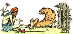 Mythology and Folklore UN-Textbook: Indian Fairy Tales: The Tiger, The Brahman, and the Jackal Week 4 Reading Favorite
