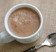 I've discovered (or rediscovered) the secret to thick dairy-free hot chocolate without the use of nuts, soy, or added gum: Dates. I hope you enjoy it too 🙂 Dairy-Free Hot Chocolate Puree (in high power blender or food processor): 1 can coconut milk 1 can-full of water 6 soft pitted medjool dates 2 tbsp plus...Read More »