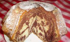Ez a kuglóf amolyan kedély-javító, egy illatos forró csokival, hmmm… My Recipes, Sweet Recipes, Ring Cake, Holidays And Events, Scones, French Toast, Muffins, Food And Drink, Breakfast