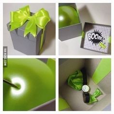 Awesome idea for packaging!