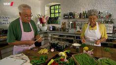 Leichte Gerichte und spannende Aromen - was gibt es Schöneres in der sonnigen Jahreszeit? Die WDR-Fernsehköche Martina und Moritz wollen den Geschmack des Sommers auf den Teller bringen.