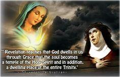 St Veronica Giuliani  quote....