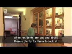 Refurbishing an existing care home: Design for dementia care (6/7) - YouTube