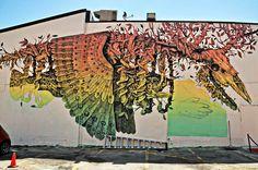 Montreal Mural Tour // Quebec, Canada // street art