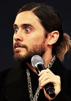 Lol...Jared Leto makes me laugh so much